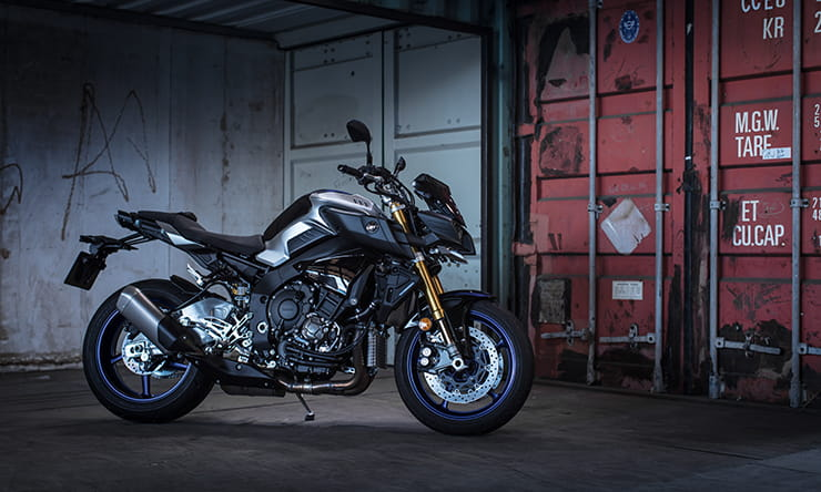 New 2017 Yamaha MT-10 SP