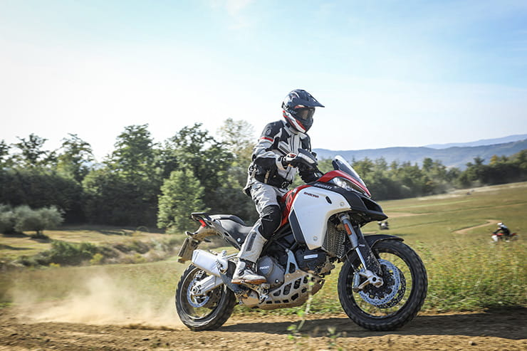 Tremendous Ducati Multistrada 1260 Enduro 2019 Review Caraccident5 Cool Chair Designs And Ideas Caraccident5Info