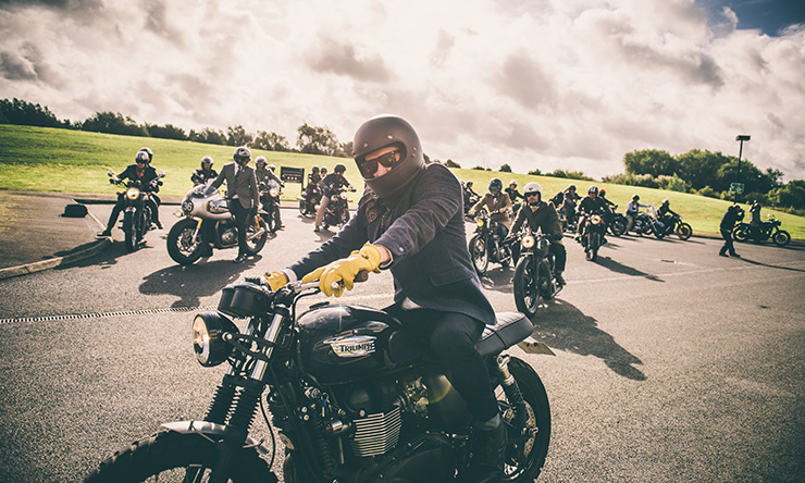 The DGR 2016 sets off from Hinckley to Coventry