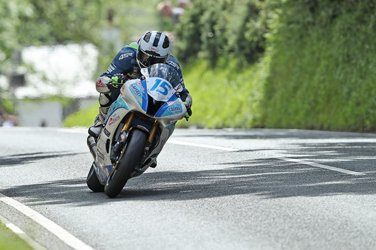 William Dunlop - Isle of Man TT racer