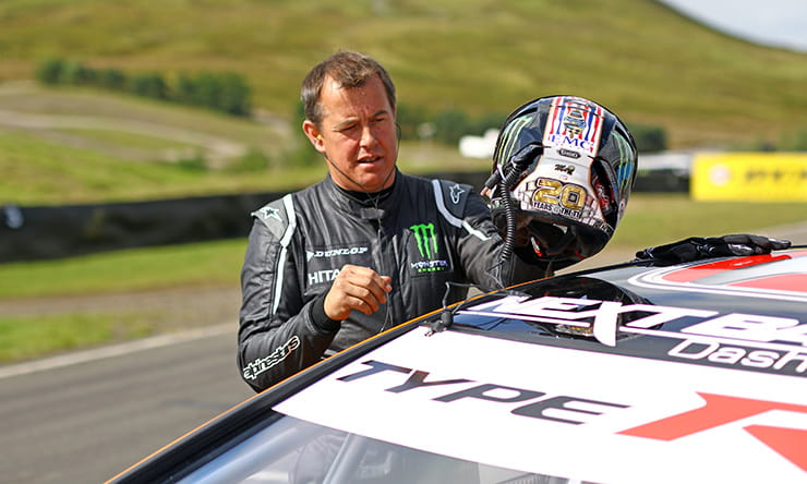 John McGuinness - Knockhill