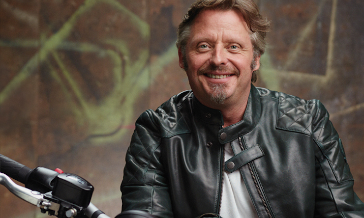 Charley Boorman New Book