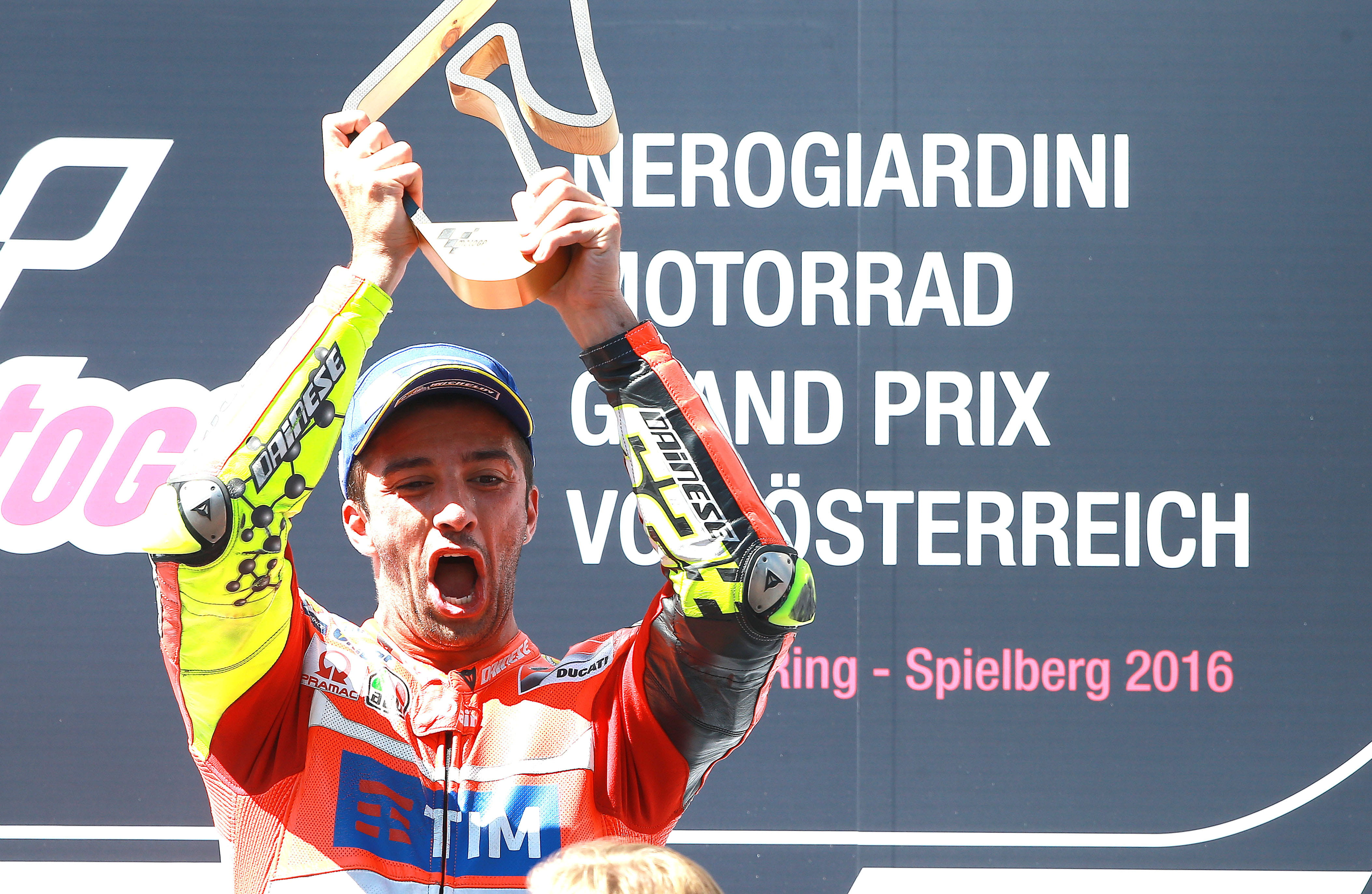 Iannone takes maiden win as Desmo power proves unstoppable at Red Bull Ring