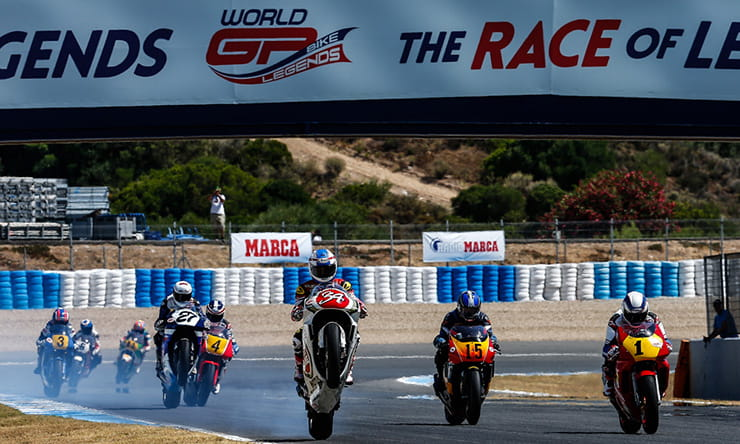 The inaugural race took place in Jerez, June 2015