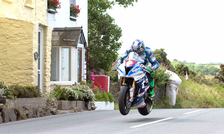 Hutchy Isle of Man TT 2017
