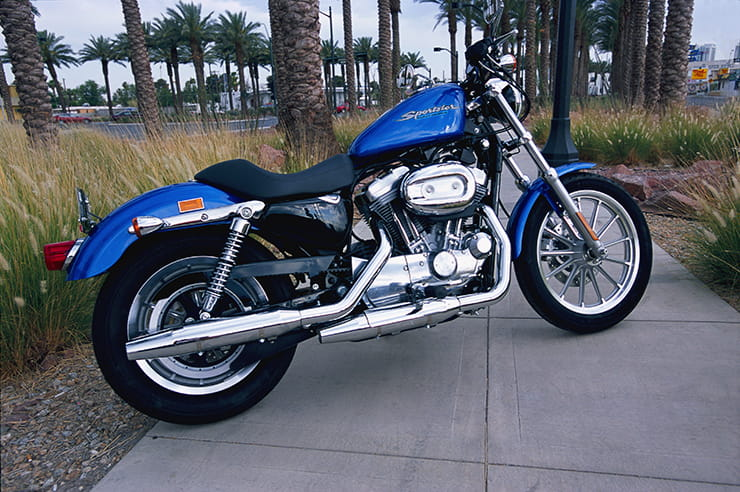 Harley Davidson Sportster 883 1200 2004 Current Buyers Guide