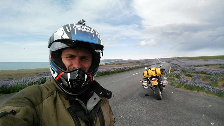 Nathan Millward to Iceland adventure