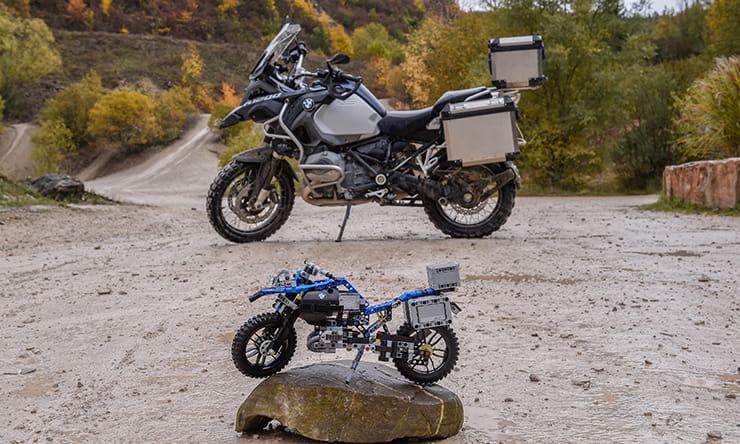 Bmw And Lego Launch Mini Adventure Bike