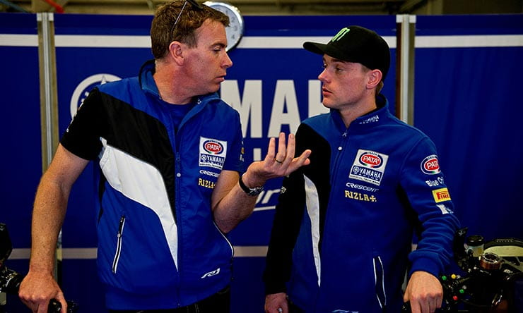 Paul Denning and Alex Lowes