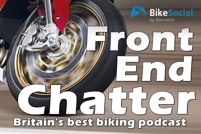 Front End Chatter - the fortnightly podcast bought to you by BikeSocial, Simon Hargreaves and Martin Fitz-Gibbons