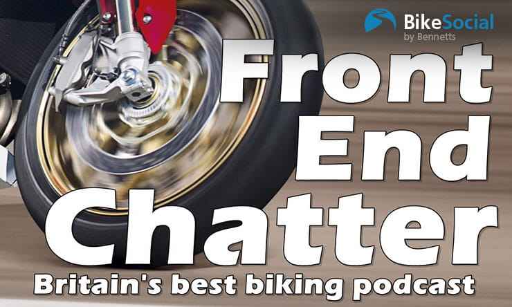 Front End Chatter podcast