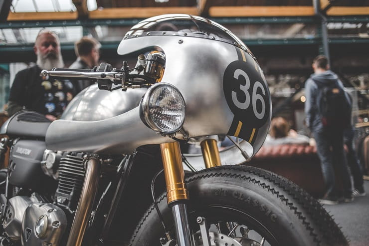 The Bike Shed Motorcycle Show 2016