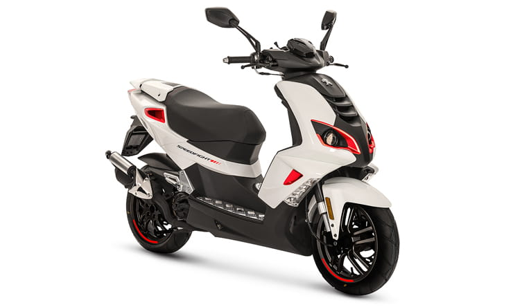 Peugeot Speedfight 4 50cc