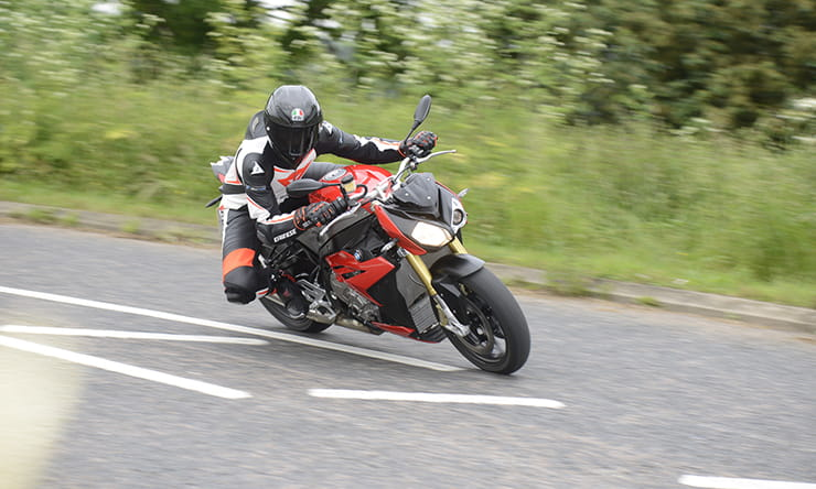 S1000R has sportier credentials but isn