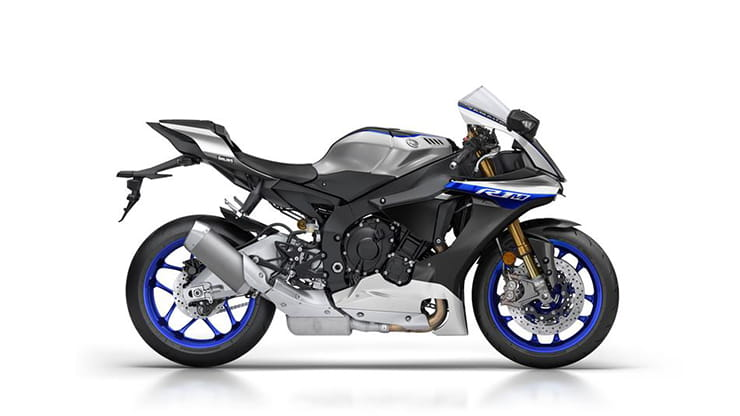 The New 2017 YZF - R1M