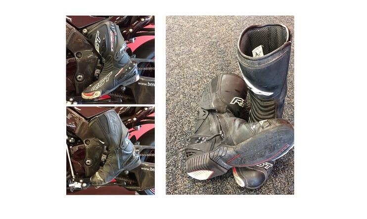 RST TrackTech Waterproof Boots