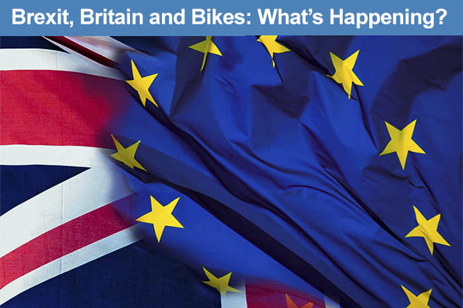 Brexit, Britain and Bikes - what