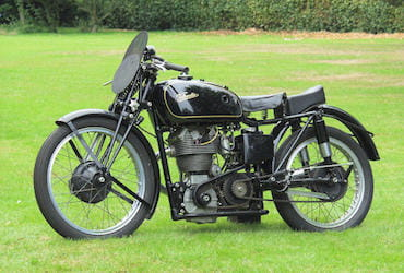 1948 Velocette KTT MKVIII for sale
