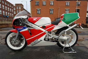 1991 Honda RS250 NF5 for sale