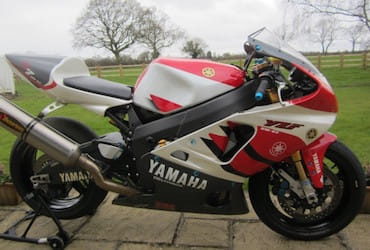 1998 Yamaha YZF-R7 OW-02 for sale