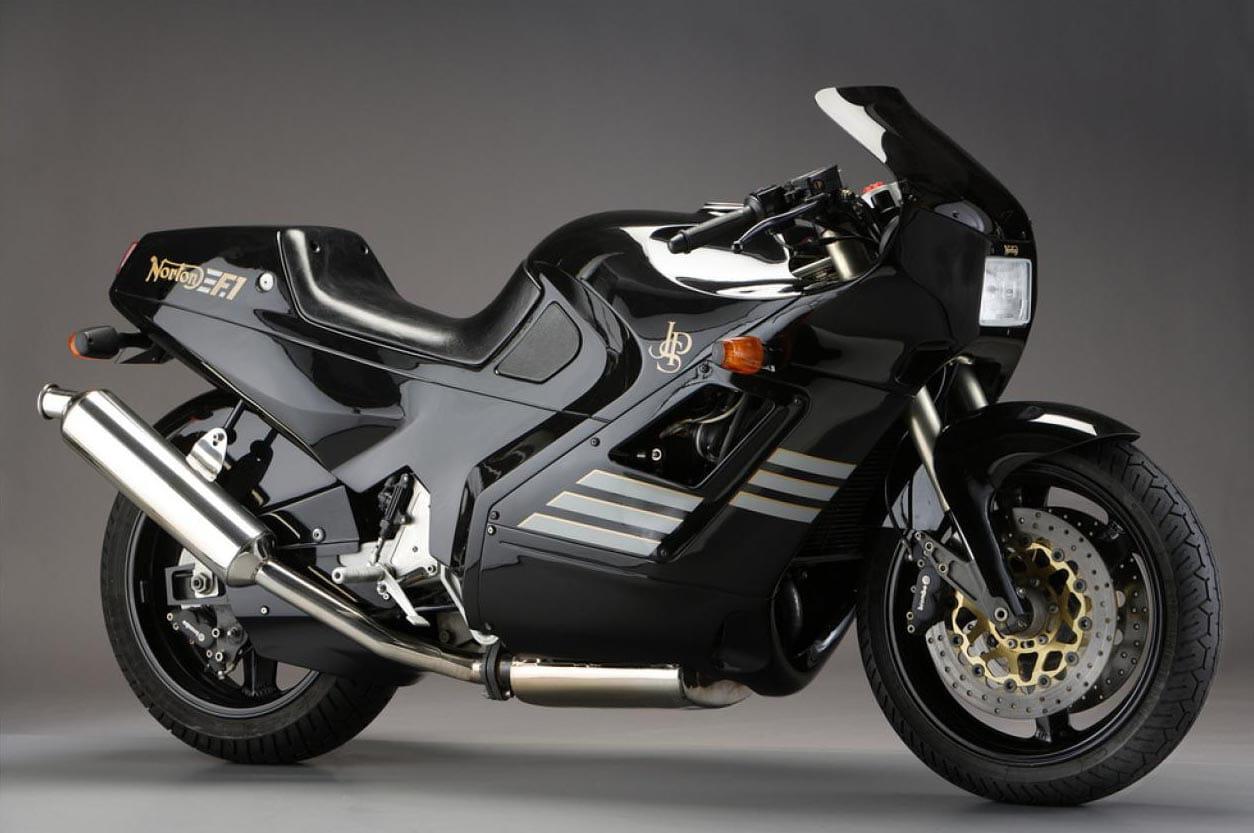 Top 10 Best British Superbikes Ever 1960s Honda 50cc Bike 1990 Norton F1 Sport