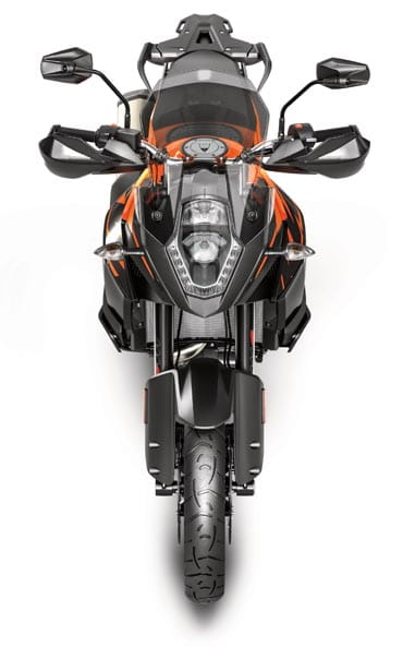 ktm 1090 adventure (2017) - first ride and review