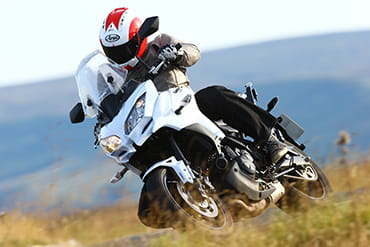 Phil West rides the Kawasaki Versys 650