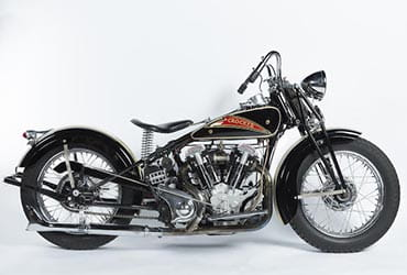 Crocker Las Vegas Auction motorcycles
