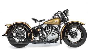 Las Vegas Auction motorcycles