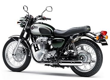 Kawasaki W800 2011 16