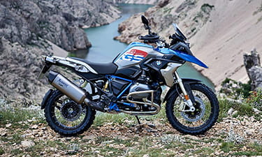 BMW R1200GS Rallye - harder than ever before