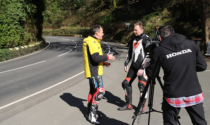 John McGuinness talks BikeSocial