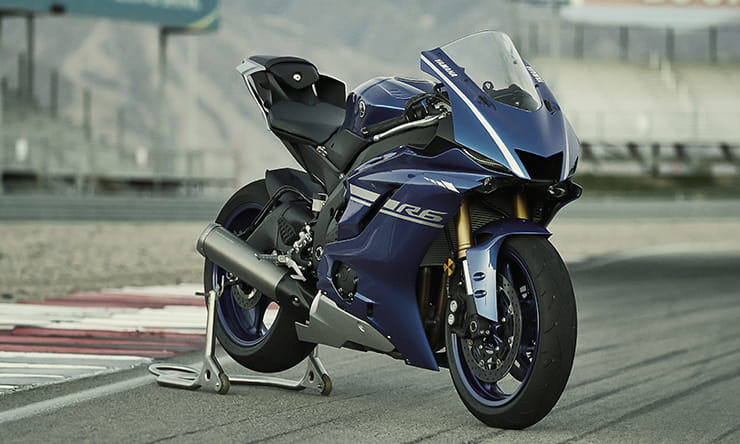 New Yamaha R6 for 2017