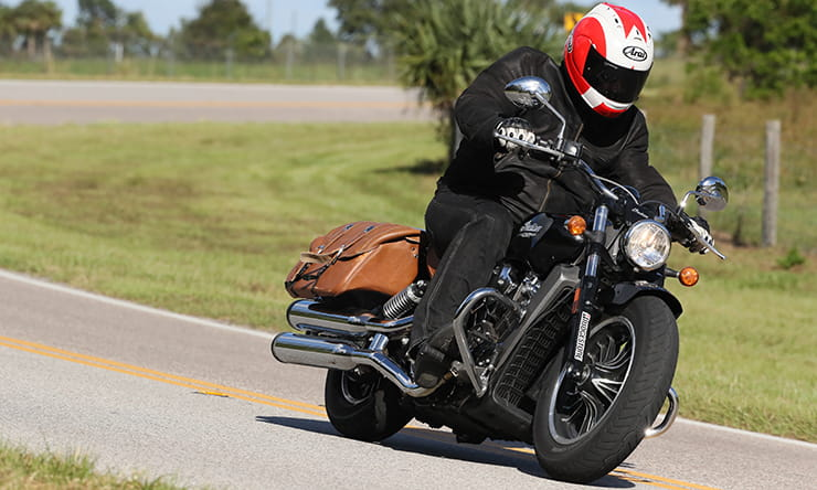 Phil West reviews Bridgestones new cruiser rubber