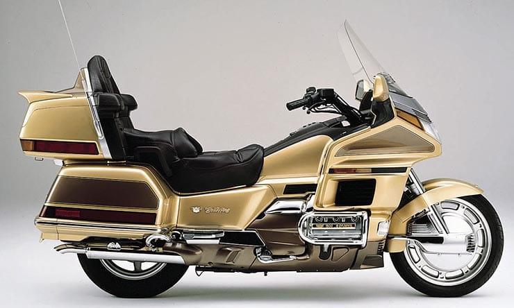 Honda Gl1500 Gold Wing  1998-2000