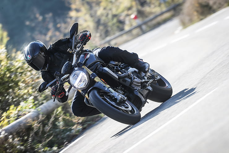 Ducati Monster 1200 S first review