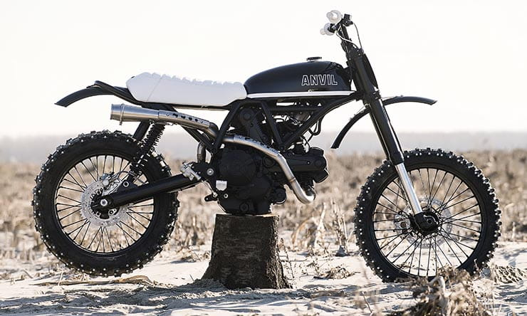 Anvil Scrambler