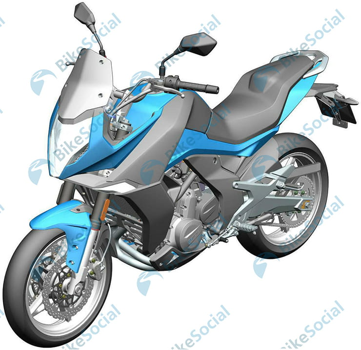 Budget alternative to the Kawasaki Versys