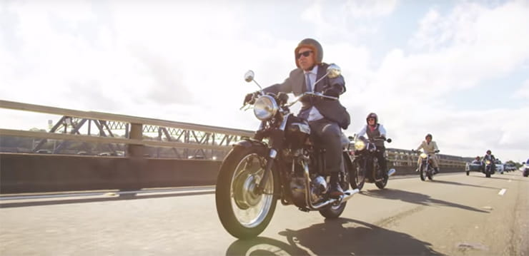 From the promotional video of the DGR