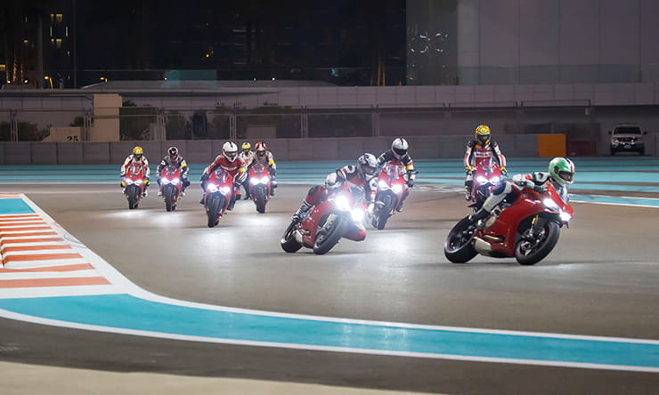 Ducati Riding Experience heads to Bahrain