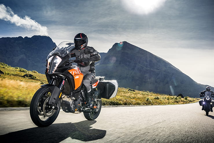 KTM 1290 Super Adventure S new for 2017