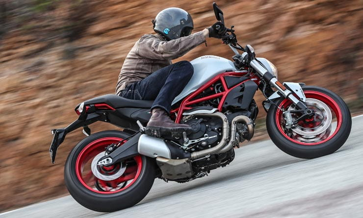 Ducati Monster 797 2017 First Ride And Review