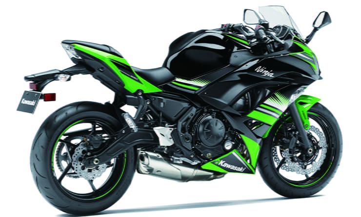Kawasaki Introduces Ninja 650