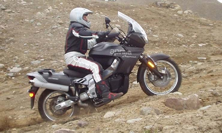 Whatever happened to Öhlins' two wheel drive system?