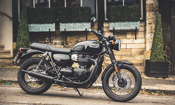 Triumph Bonneville T100 2017 First Ride And Review