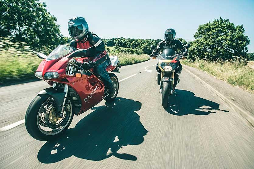 The Bike Insurer >> Fully Comprehensive Bike Insurance Bennetts