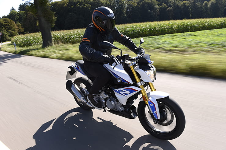 BMW G310R - first ride review