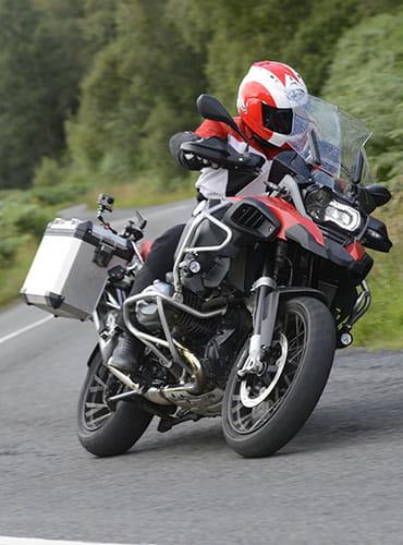 The BIG adventure bike group test: BMW R1200GS-A vs Ducati Multistrada Enduro vs KTM 1290 Super Adventure vs