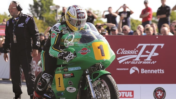 IOMTT and Classic TT sponsorship