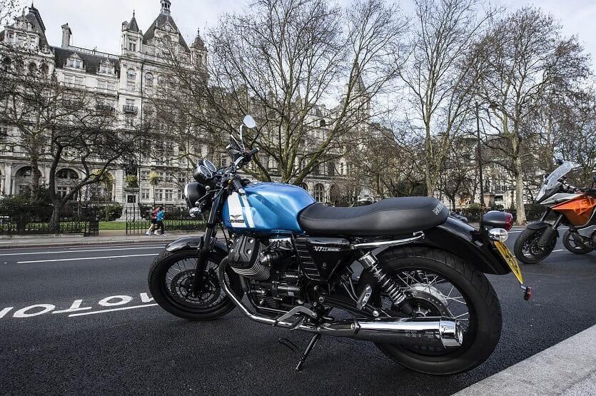 Moto Guzzi Motorbike Insurance